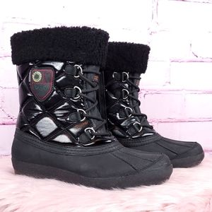 UGG Australia Newberry Quilted Snow Boots
